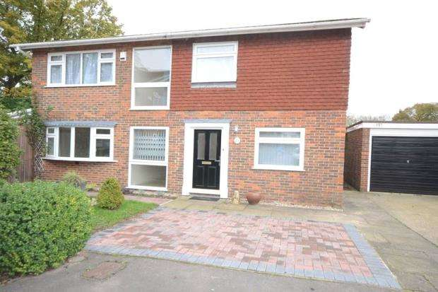 4 Bedrooms Detached House for sale in Addington Close, Windsor, Berkshire