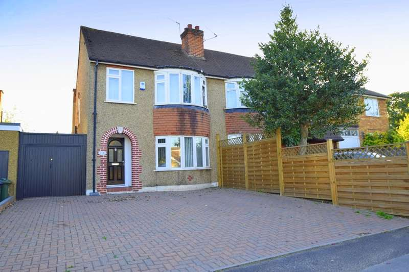 3 Bedrooms Semi Detached House for sale in Clewer Hill Road, Windsor, SL4