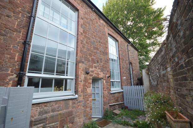 2 Bedrooms Terraced House for sale in The Mint, Exeter, Devon
