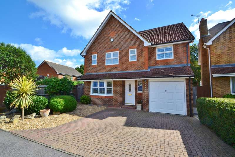 4 Bedrooms Detached House for sale in Chandlers Ford