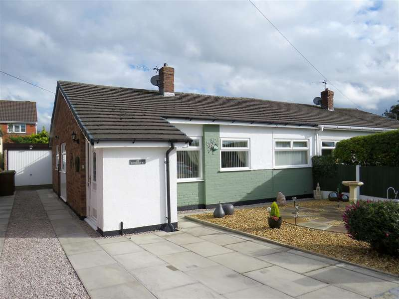 2 Bedrooms Bungalow for sale in Sunleigh Road, Hindley, Wigan