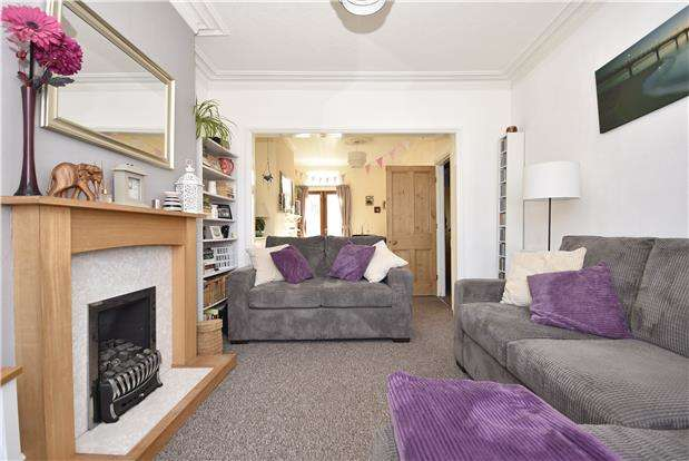 2 Bedrooms Terraced House for sale in Luckwell Road, Ashton, Bristol, BS3 3EW