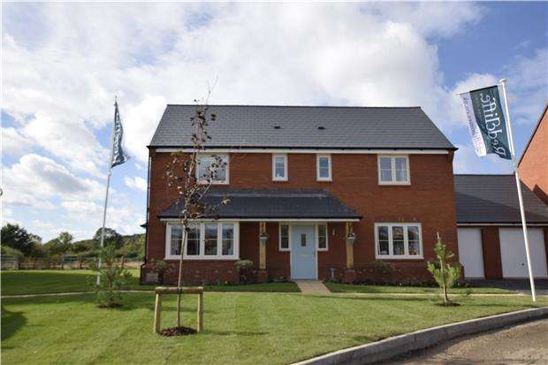 4 Bedrooms Detached House for sale in SHOW HOME LAUNCH NUP END GREEN, Ashleworth, GLOUCESTER, GL19 4JJ