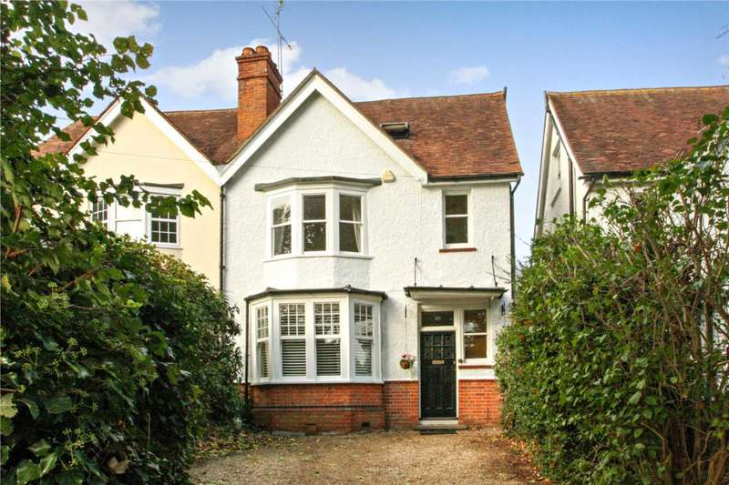 4 Bedrooms Semi Detached House for sale in Kendrick Road, Reading