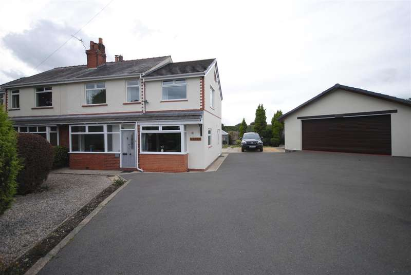 3 Bedrooms Semi Detached House for sale in Arbour Lane, Standish, Wigan