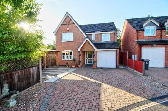 4 Bedrooms Detached House for sale in 5 Castle Court, Heanor