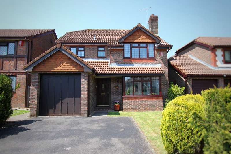 4 Bedrooms Detached House for sale in Beacons Close, Rogerstone, Newport