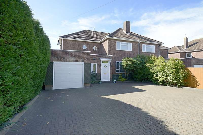 3 Bedrooms Semi Detached House for sale in Station Road, Thatcham, Berkshire, RG19
