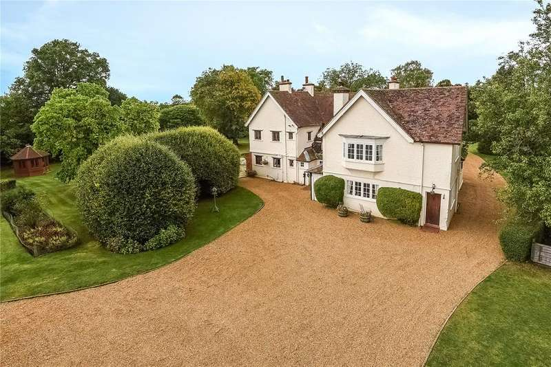 6 Bedrooms Unique Property for sale in Much Hadham, Hertfordshire, SG10