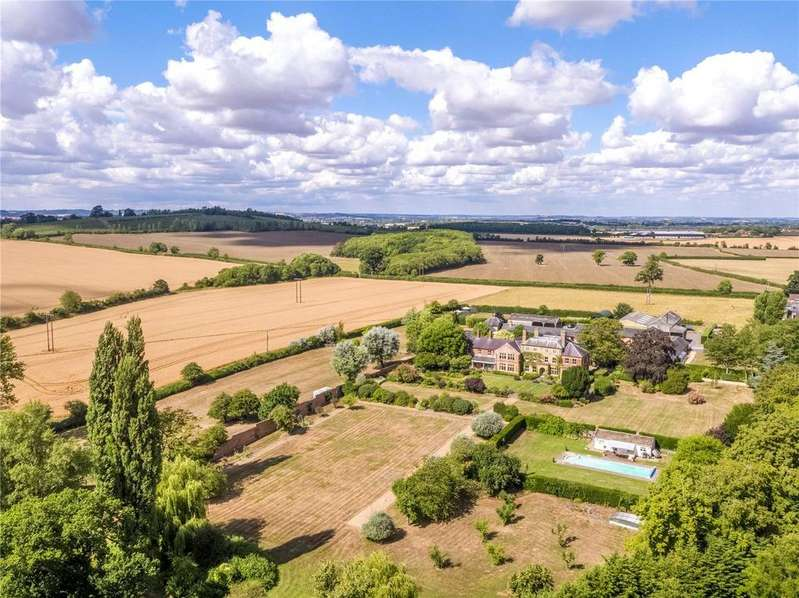 10 Bedrooms Detached House for sale in Aston Somerville, Broadway, Worcestershire, WR12