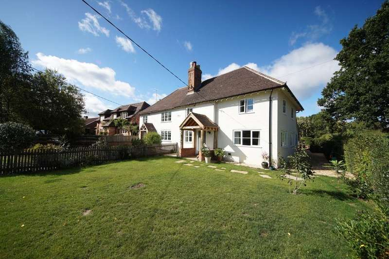 3 Bedrooms Semi Detached House for sale in Rotherwick