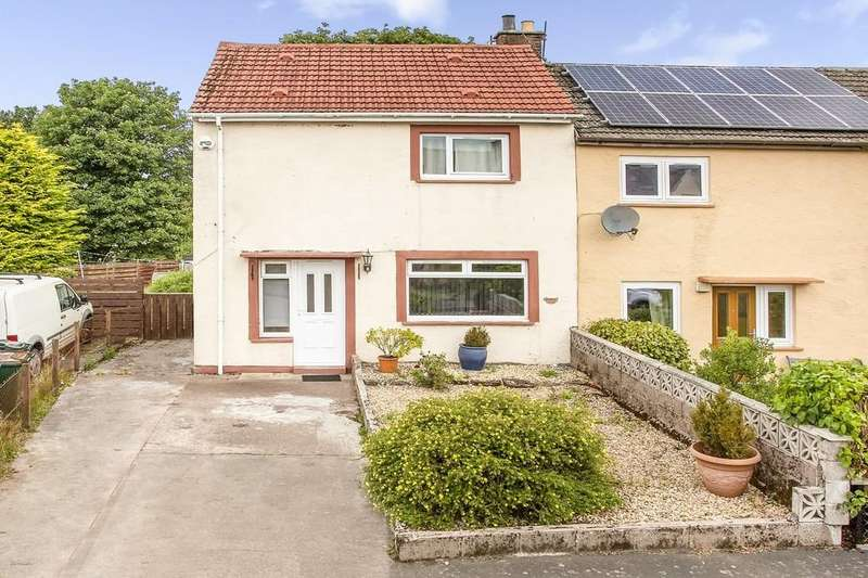 3 Bedrooms Semi Detached House for sale in Abercairney Place, Blackford