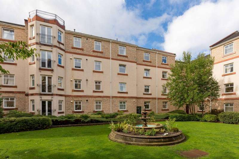 2 Bedrooms Flat for sale in 5/11 Sinclair Place, Edinburgh, EH11 1AG