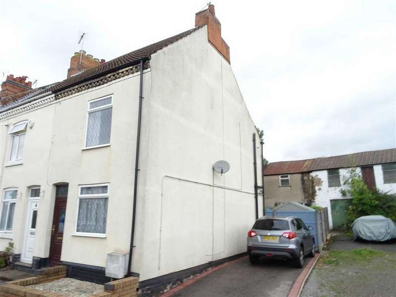 3 Bedrooms Terraced House for sale in Mill Street, Barwell