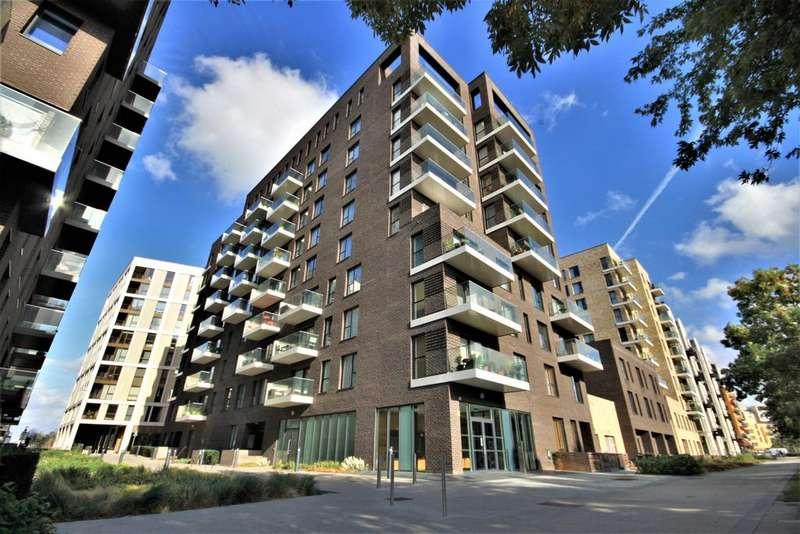 Studio Flat for sale in East Parkside, London, SE10 0PP