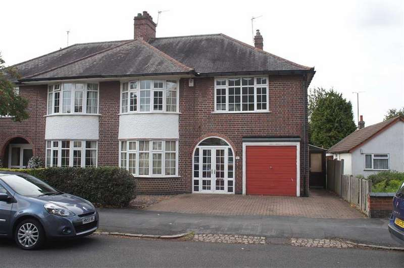 4 Bedrooms Semi Detached House for sale in Broad Street, Syston