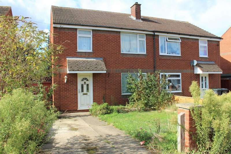 3 Bedrooms Semi Detached House for sale in Stratton Way, Biggleswade, SG18