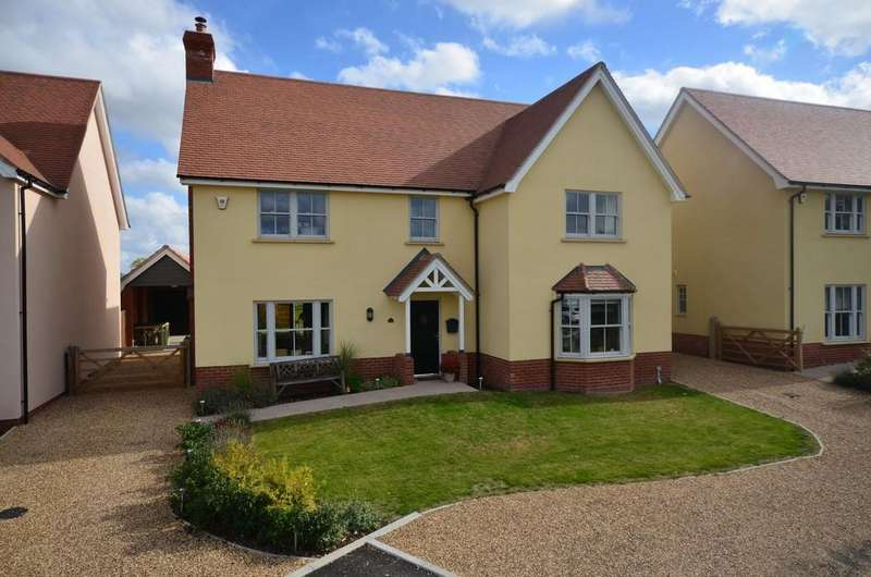 5 Bedrooms Detached House for sale in Granville Close, Great Braxted, CM8 3FQ