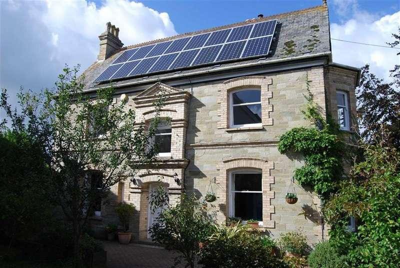 6 Bedrooms Semi Detached House for sale in Fernleigh Road, Wadebridge, Cornwall, PL27