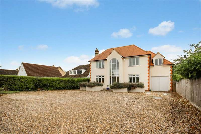 5 Bedrooms Detached House for sale in Hatford, Oxfordshire
