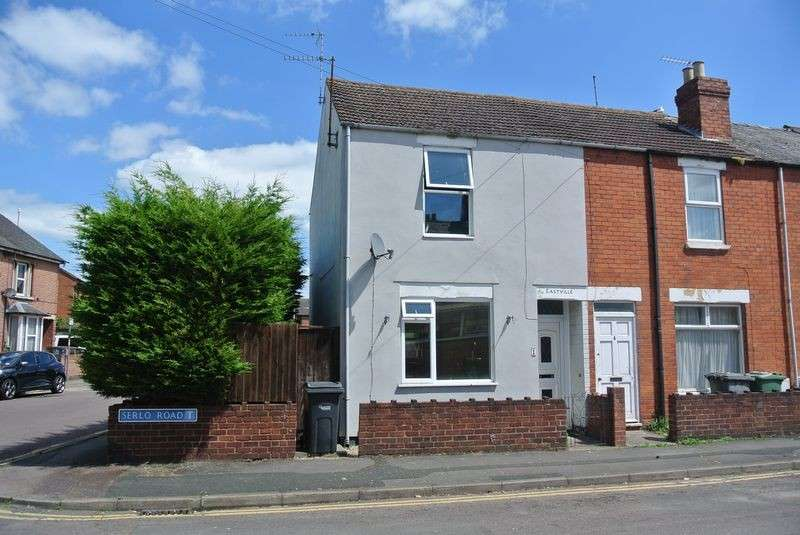 2 Bedrooms Terraced House for sale in Serlo Road, Gloucester