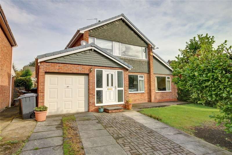 4 Bedrooms Detached House for sale in Leicestershire Drive, Belmont, Durham, DH1