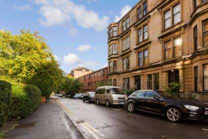 2 Bedrooms Flat for sale in Partickhill Road, Partickhill