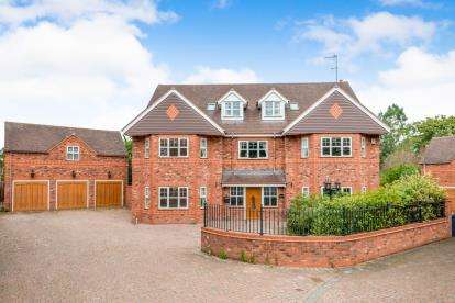 6 Bedrooms Detached House for sale in The Green, Milford, Stafford, Staffordshire