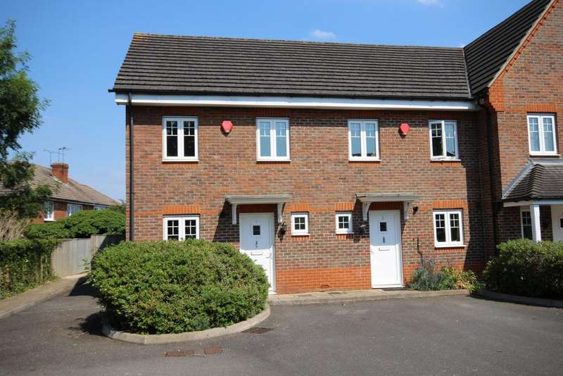 3 Bedrooms End Of Terrace House for sale in Emilia Close, Maidenhead
