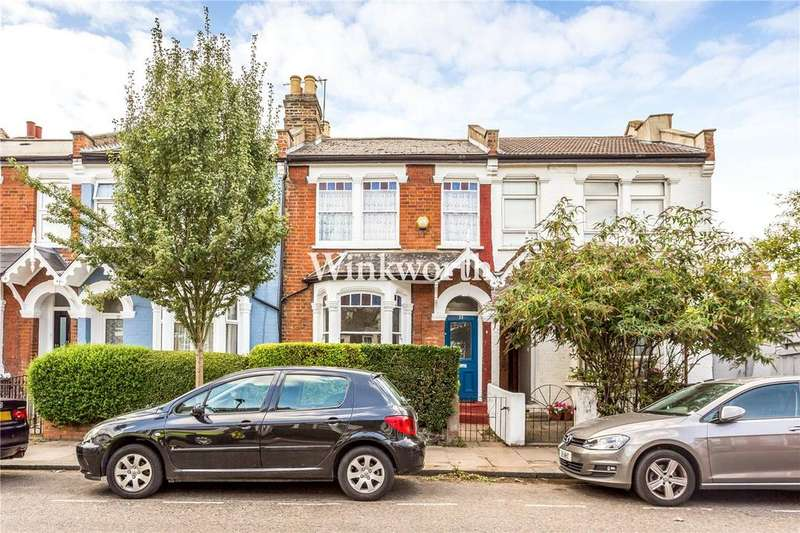 3 Bedrooms Terraced House for sale in Waldegrave Road, London, N8
