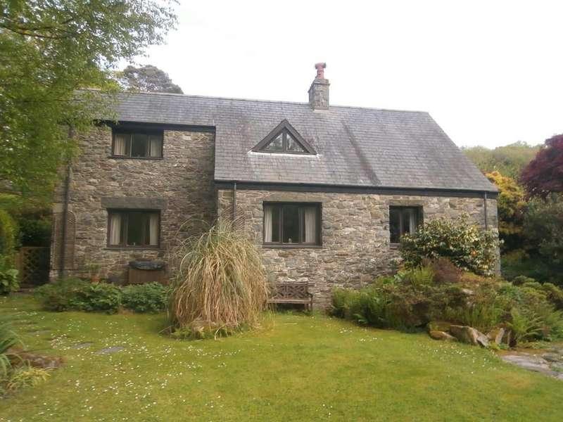 4 Bedrooms House for sale in Llanbedr