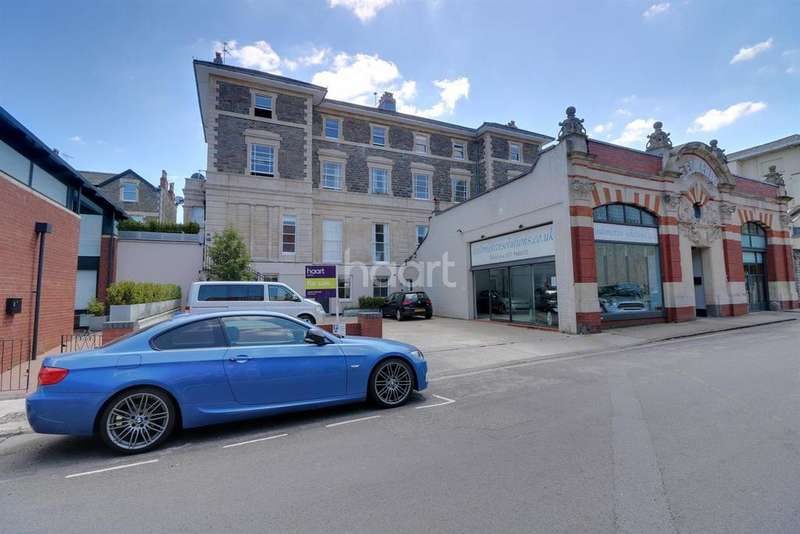 3 Bedrooms Flat for sale in Alma Vale Road, Clifton, BS8