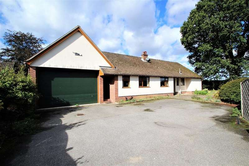 3 Bedrooms Bungalow for sale in The Street, Rushmere St Andrew, Ipswich, IP5