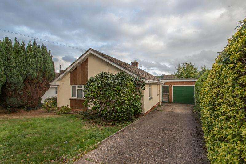 3 Bedrooms Detached Bungalow for sale in Creedy Road, Crediton
