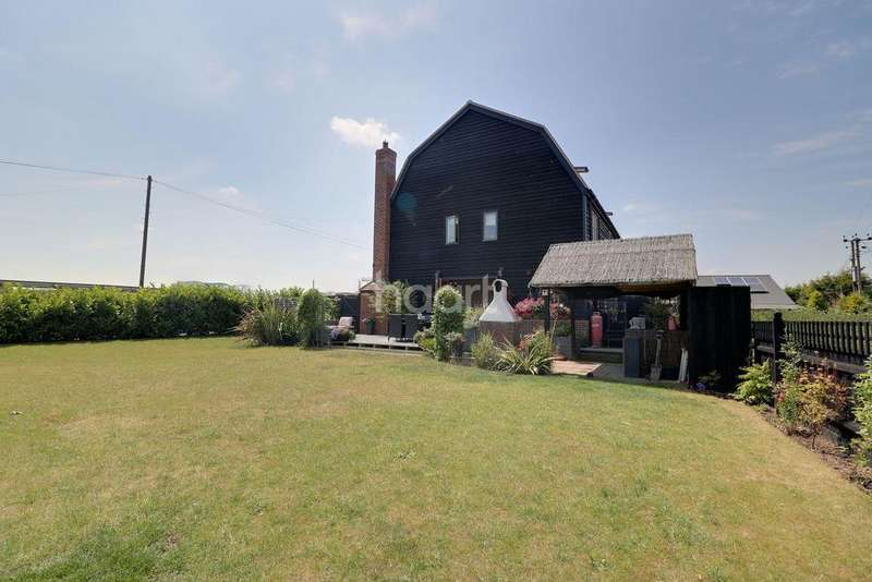 5 Bedrooms Detached House for sale in Forty Foot Bank, Ramsey, Huntingdon