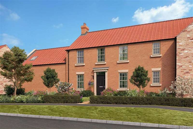 2 Bedrooms Property for sale in Knaresborough Road, Bishop Monkton, North Yorkshire