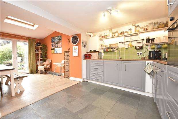 3 Bedrooms Terraced House for sale in Greenbank Road, Southville, BRISTOL, BS3 1RJ