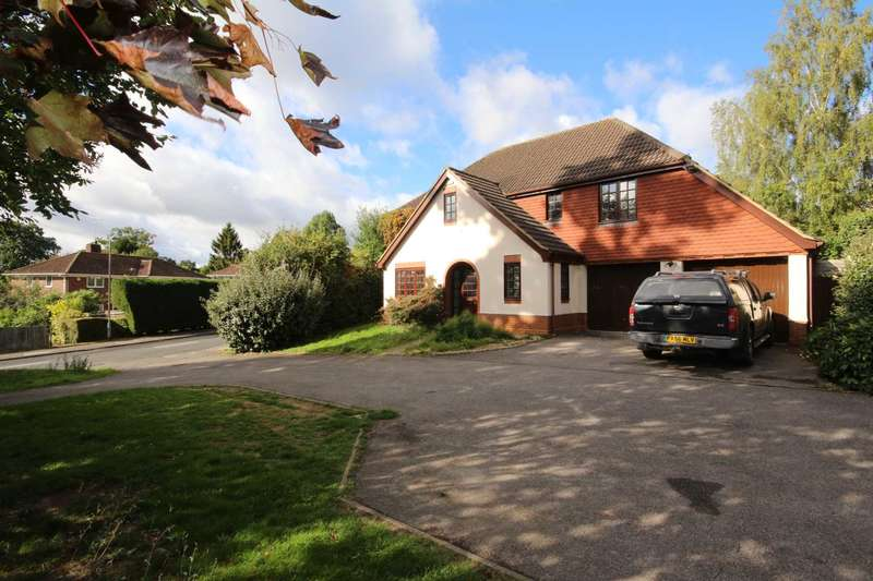 5 Bedrooms Detached House for sale in Holly Spring Lane, Bracknell