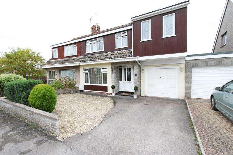 4 Bedrooms Semi Detached House for sale in Park Road, Congresbury
