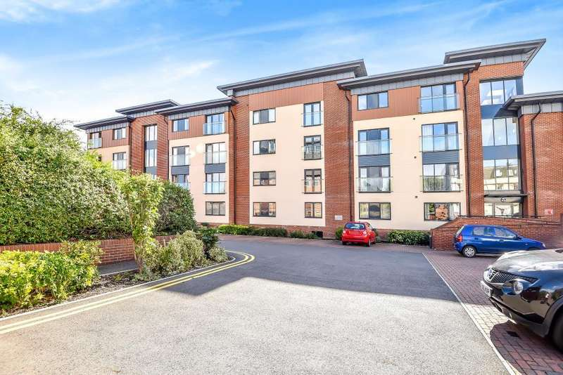 2 Bedrooms Flat for sale in Hillview Place, Newbury, RG14