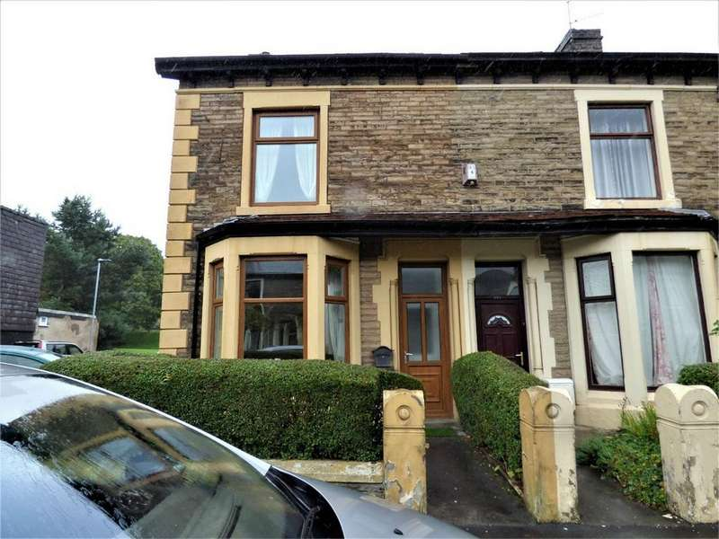 3 Bedrooms End Of Terrace House for sale in Whalley New Road, BLACKBURN, Lancashire
