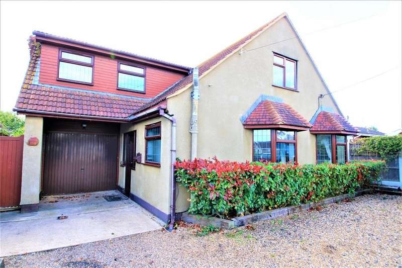 4 Bedrooms Detached House for sale in Coker Road, CANVEY ISLAND, Essex