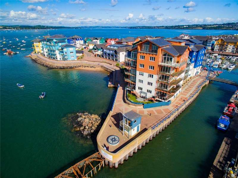 5 Bedrooms Flat for sale in Regatta Court, Shelly Road, Exmouth, Devon, EX8
