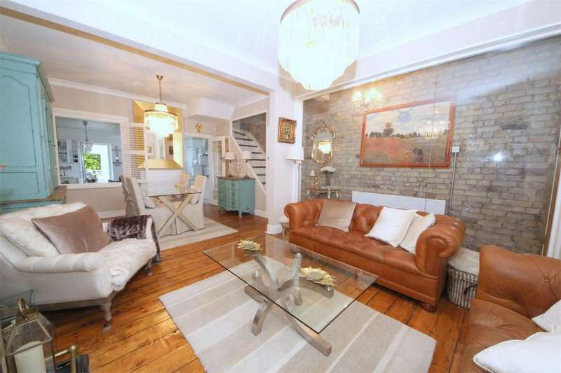 2 Bedrooms End Of Terrace House for sale in Brendon Villas, Winchmore Hill, London
