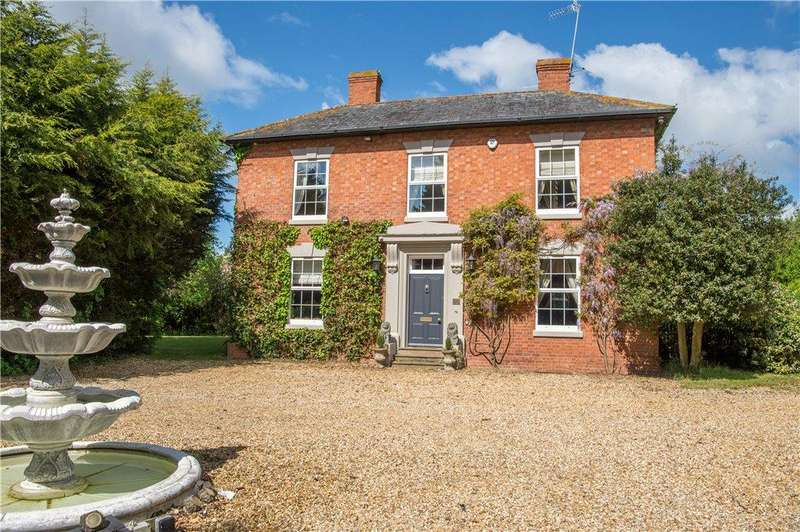 5 Bedrooms Detached House for sale in Trotshill Lane East, Trotshill, Worcester, WR4