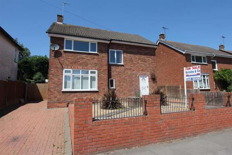 3 Bedrooms Detached House for sale in Southfield Road, Hinckley