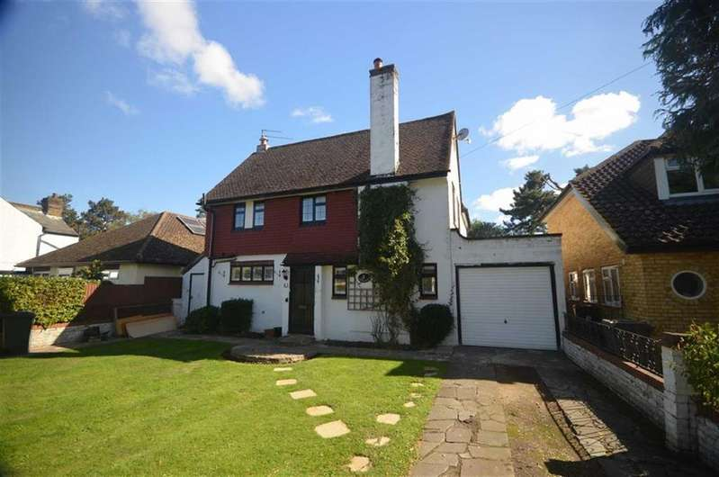 5 Bedrooms Detached House for sale in King Edward Road, Shenley, Hertfordshire