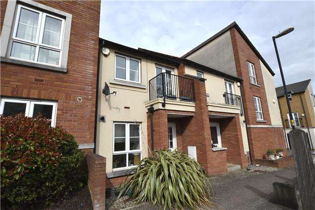 2 Bedrooms Terraced House for sale in Bartholomews Square, Horfield, Bristol, BS7 0QB