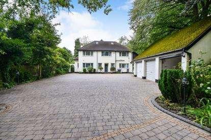 7 Bedrooms Detached House for sale in Nottingham Rd, Ravenshead, Nottingham, Nottinghmshire