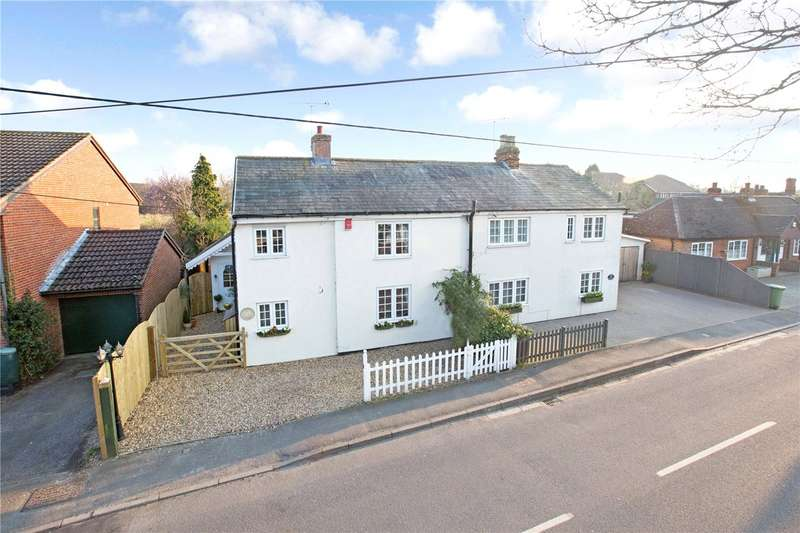 3 Bedrooms Semi Detached House for sale in Warfield Street, Warfield, Berkshire, RG42